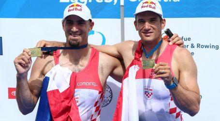Svjetski veslački kup: Braća Sinković osvojili zlato u Sabaudiji, Patrik i Antun Lončarić treći