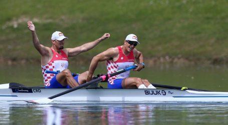 Braća Sinković u polufinalu Svjetskog veslačkog kupa