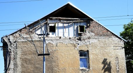 Na Banovini prijavljeno 39.789 oštećenih objekata, pregledano 37.764