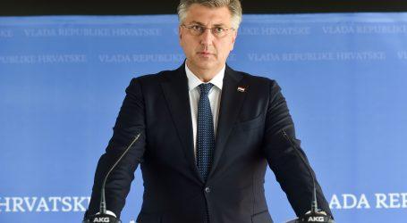 Plenković čestitao Tomaševiću, najavljen zajednički sastanak oko suradnje Zagreba i Vlade