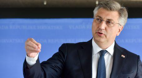 Europska federacija novinara osudila verbale napade Plenkovića na medije i novinare