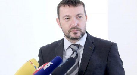 """Arsen Bauk: """"Jučer smo na DSV-u odlučili skinuti imunitet sucima, za njih dvojicu odluka je bila jednoglasna"""""""