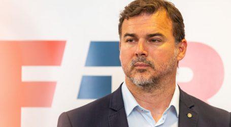 Pula: SDP-ov kandidat za istarskog župana Danijel Ferić najavio podnošenje žalbe Ustavnom sudu