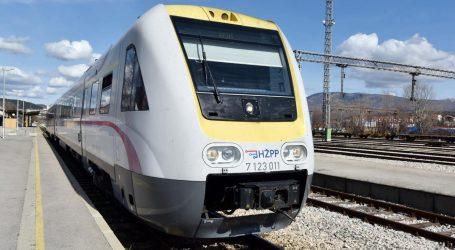 Zbog potresa zatvorene pruge Knin – Split i Knin – Šibenik