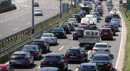 Pojačan promet na gradskim prometnicama