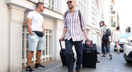 Vatreni ponovno na okupu, odradit će trening na Maksimiru prije sutrašnjeg odlaska u Bruxelles