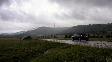 HAK: Magla u Lici, prometna nesreća na DC10 između čvorova Luka i Sveta Helena