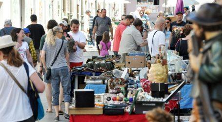 U Hrvatskoj trenutno boravi oko 180 tisuća turista