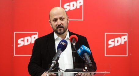 "Maras (SDP): ""Možemo!, zar HDZ-ov kadar u Holding?"""