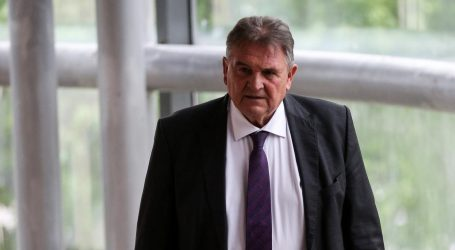 """Čačić predao ovlasti Stričaku: """"Čestitke novom županu, želim mu uspjeh u radu"""""""