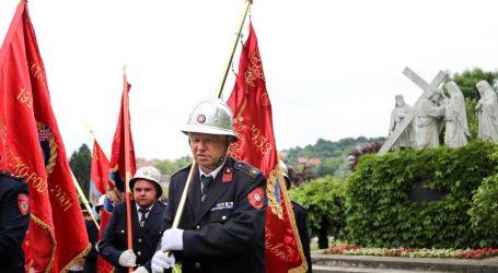 Tradicionalno 22. hodočašće vatrogasaca u Mariju Bistricu: Okupili se ministri i izaslanici državnog vrha