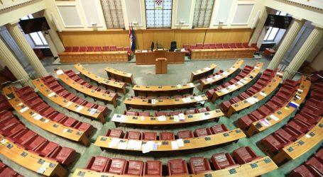 Predsjednik Sabora predstavio novi režim rada, u sabornici može biti 77 osoba