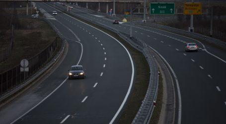 HAK: Na autocesti A4 uočena srna, vozače se poziva na dodatan oprez, pojačan promet zbog produženog vikenda