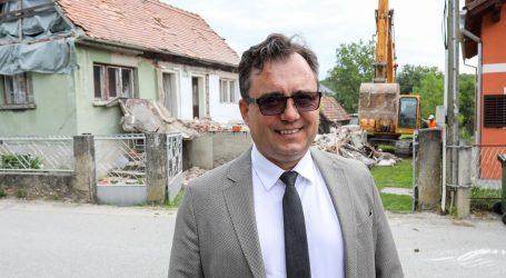 """Damir Vanđelić: """"Obnova je usporena, treba više ljudi i jako informatičko rješenje"""""""