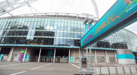 Odluka je pala: Na polufinalu i finalu EURO-a na Wembleyju 40 tisuća navijača