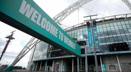 Na Wembleyu teško ozlijeđen navijač, pao je s tribine