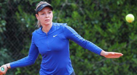 Kraj za Donnu Vekić na Wimbledonu, protiv 12. igračice svijeta osvojila tek četiri gema