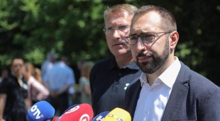 """Tomašević: """"Krajem idućeg tjedna imamo sastanak s Vanđelićem, Grad, Ministarstvo i Fond moraju naći zajednički jezik oko obnove"""""""