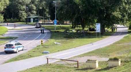 U teškoj prometnoj nesreći na zagrebačkom Jarunu poginula pješakinja, na nju naletio motorista
