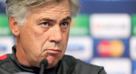 Carlo Ancelotti ponovno na klupi Real Madrida
