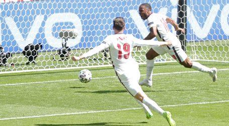 Sterling donio Engleskoj pobjedu protiv Hrvatske