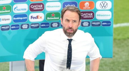 """Gareth Southgate: """"Ključ pobjede je bio u pritisku na vezni red Hrvatske"""""""