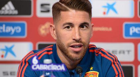 """Ramos: """"Kad sam odlučio prihvatiti produženje ugovora, ponuda Reala više nije bila važeća"""""""