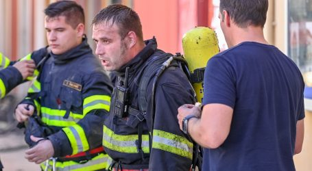 Požar u Zadru lokaliziran, nema opasnosti od širenja