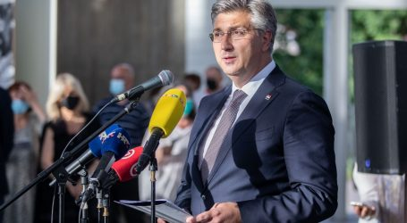 """Plenković sa samita u Turskoj: """"Treba riješiti spor između Bugarske i Sjeverne Makedonije"""""""