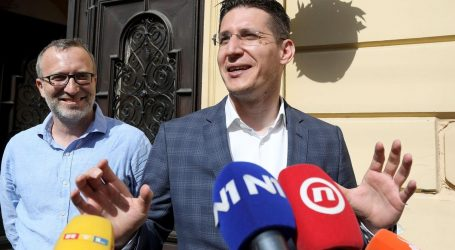 """Zvonimir Troskot: """"Ponosan sam što je Most prvi puta u zagrebačkoj Gradskoj skupštini"""""""