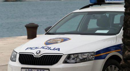 Istra: U zapaljenom automobilu pronašli mrtvo tijelo