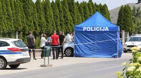 Muškarac i žena pronađeni mrtvi na parkiralištu groblja kod Đakova