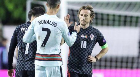 EURO: Cristiano Ronaldo i Luka Modrić predvode 'senatore'