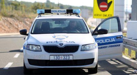 Motorom na A7 jurio čak 192 km/h, prestigao je policijski presretač pa sletio s ceste