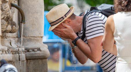 """Meteorologinja Tanja Renko: """"Neuobičajeno da su dnevne temperature toliko više od prosjeka"""""""