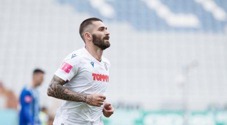Hajduk objavio ostanak Marka Livaje
