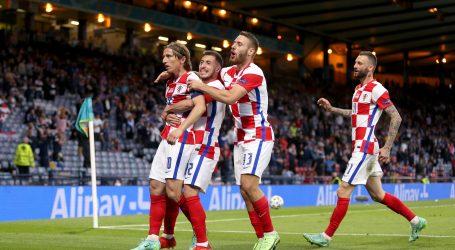 Hrvatska slavljem na Hampden Parku izborila osminu finala Europskog prvenstva!