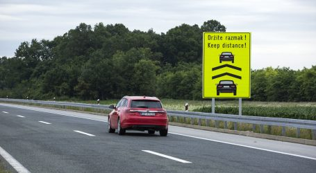 HAK: Prometna nesreća na A3 između čvorova Okučani i Nova Gradiška