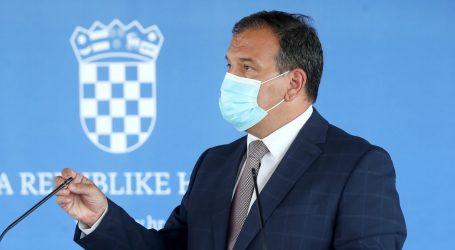 """Beroš priznao da neće doseći željenu procijepljenost do lipnja: """"Ako se sada cijepimo, mi smo do proljeća sljedeće godine sigurno mirni"""""""