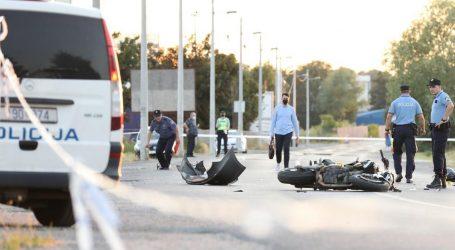 Policija objavila detalje nesreće u Sesvetama, poginuli 25-godišnji motociklist pretjecao preko pune crte i bez vozačke