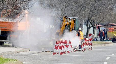 HAK: Povremeni zastoji na dionicama cesta gdje traju radovi