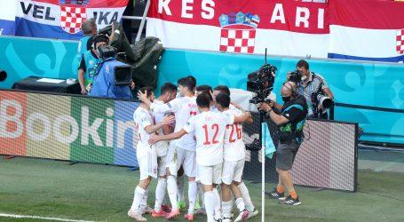 Španjolska nakon produžetaka eliminirala Hrvatsku s Europskog prvenstva