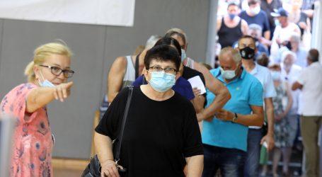 Stožer: U Hrvatskoj zabilježeno 136 novih slučajeva, jedna osoba preminula