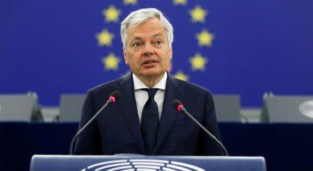 """Reynders: """"Najvažnije pitanje u Hrvatskoj je borba protiv korupcije na lokalnoj razini"""""""