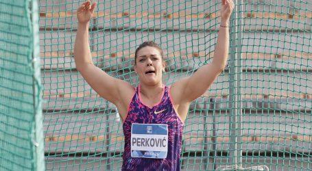 Sandra Perković slavila u Firenci s 68.31 metara