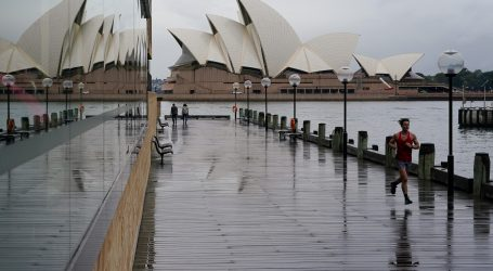 Cijeli grad Sydney u dvotjednoj karanteni