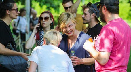 U Zagrebu se održao Pride Ride, došle Sandra Benčić i Danijela Dolenec