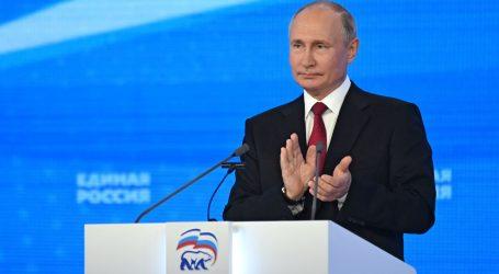 Putin obećao Rusima milijarde rubalja prije parlamentarnih izbora, predložio bolji javni prijevoz, obnovu škola, nove ceste