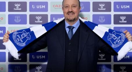 Rafa Benitez postao tek drugi trener u povijesti koji je vodio Liverpool i Everton
