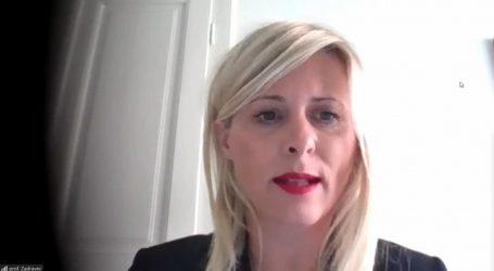 """Dijana Zadravec pokazala papire: """"Ovo su dokazi o korupciji. Otkrila sam tajno skladište"""""""